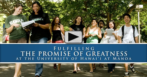 """Discover UH Mānoa"": watch the video"
